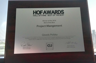 Gleeds Poland wins Project Man..
