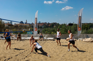 Charity Real Estate Beach Voll..