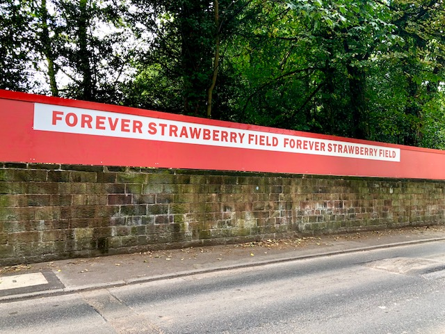 Strawberry Field Liverpool